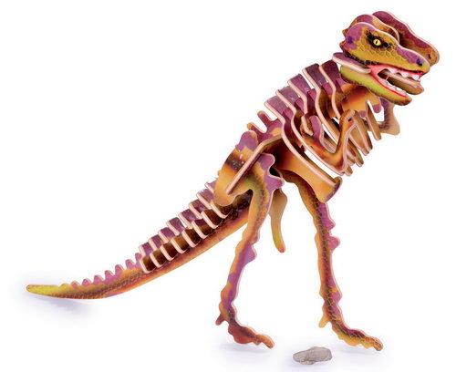 3D Puzzle<br> Tyrannosaurus